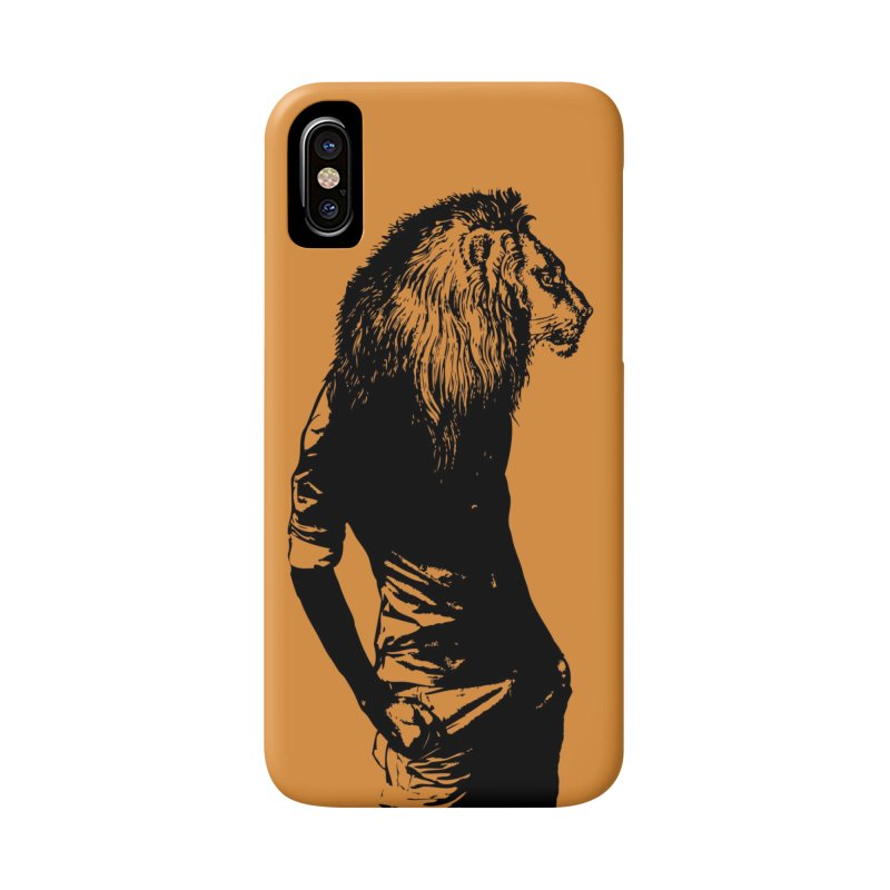 EVERY MORNING IN AFRICA, A GAZELLE WAKES UP Accessories Phone Case by sustici's Artist Shop