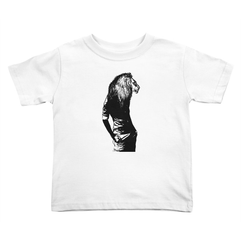 EVERY MORNING IN AFRICA, A GAZELLE WAKES UP Kids Toddler T-Shirt by sustici's Artist Shop