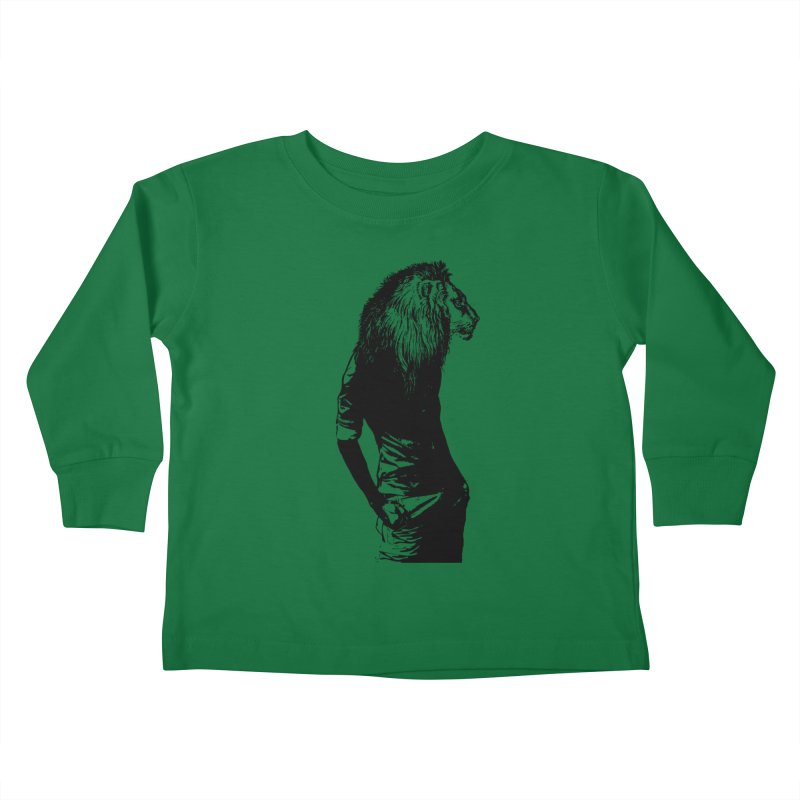 EVERY MORNING IN AFRICA, A GAZELLE WAKES UP Kids Toddler Longsleeve T-Shirt by sustici's Artist Shop