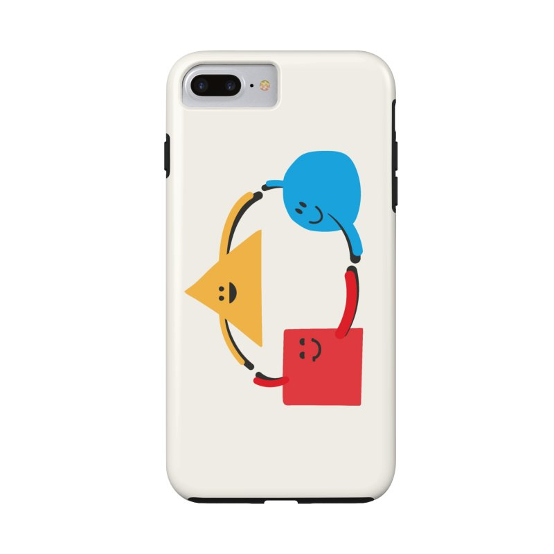 THE DANCE OF DIVERSITY Accessories Phone Case by sustici's Artist Shop