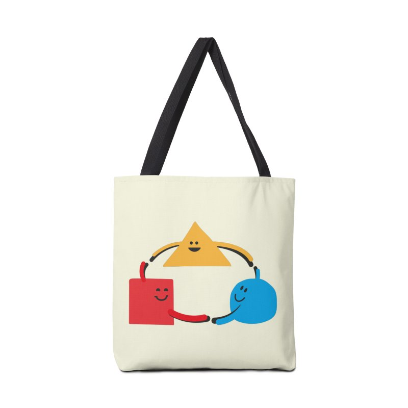 THE DANCE OF DIVERSITY Accessories Bag by sustici's Artist Shop