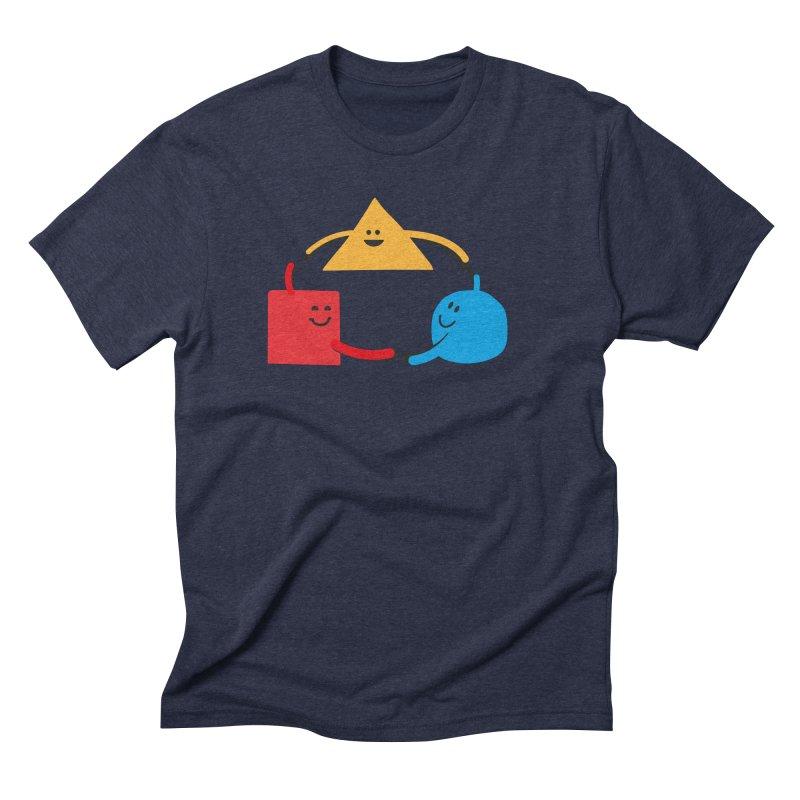 THE DANCE OF DIVERSITY Men's T-Shirt by sustici's Artist Shop