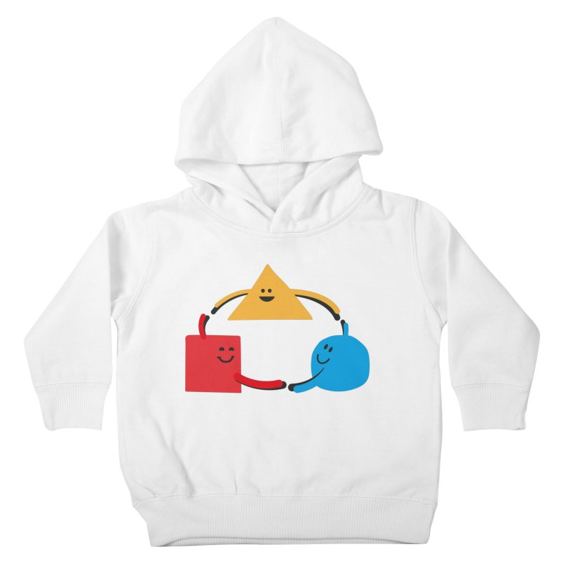 THE DANCE OF DIVERSITY Kids Toddler Pullover Hoody by sustici's Artist Shop