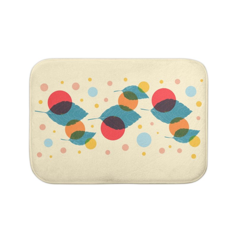 Achoo! Home Bath Mat by sustici's Artist Shop