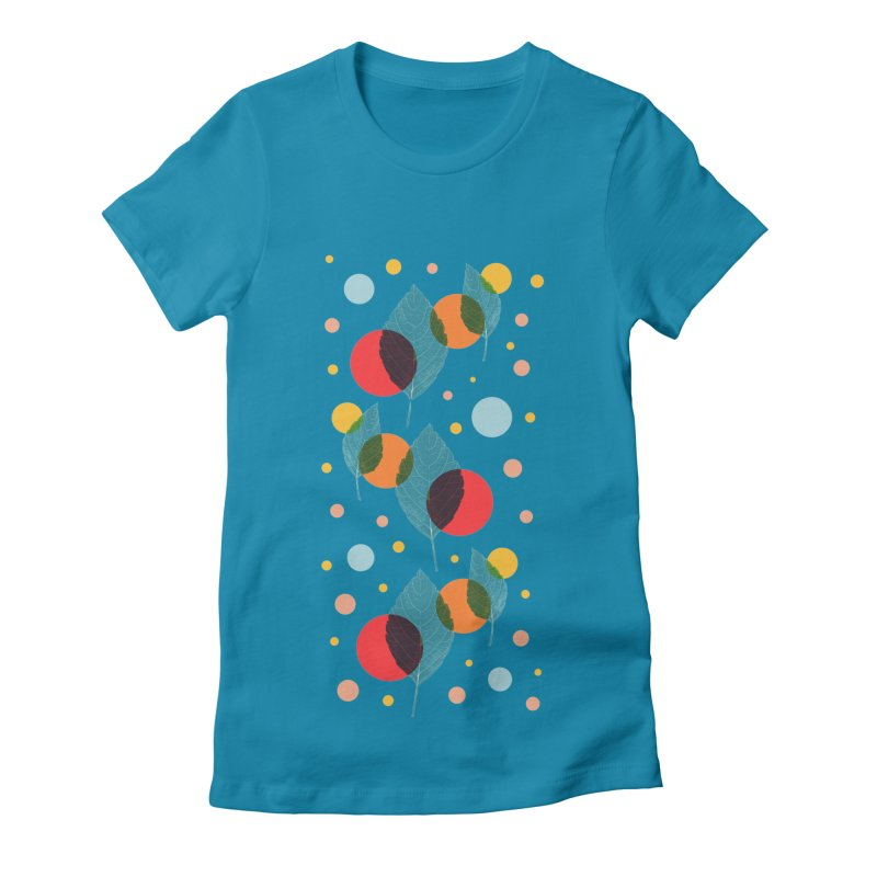 Achoo! Women's Fitted T-Shirt by sustici's Artist Shop