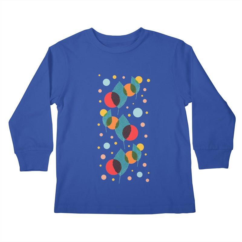Achoo! Kids Longsleeve T-Shirt by sustici's Artist Shop
