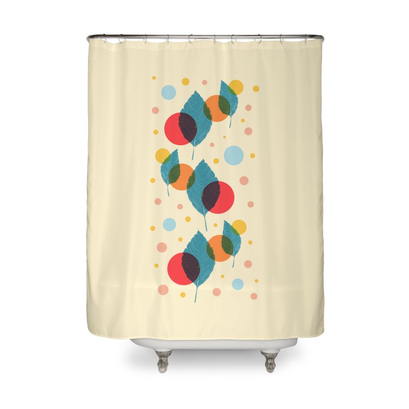 Achoo! Home Shower Curtain by sustici's Artist Shop