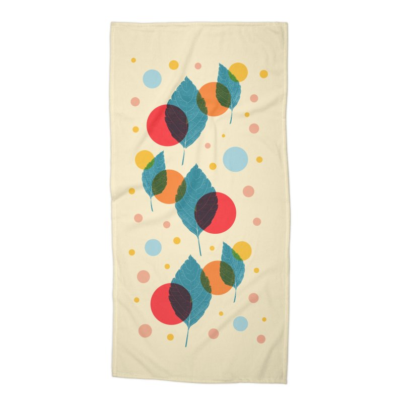 Achoo! Accessories Beach Towel by sustici's Artist Shop