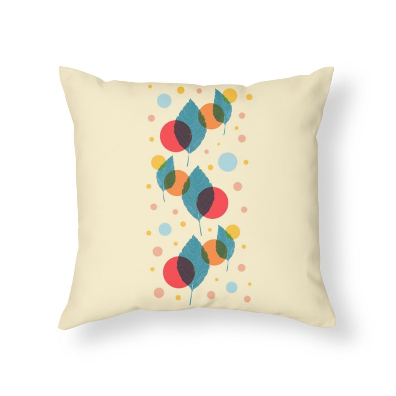Achoo! Home Throw Pillow by sustici's Artist Shop
