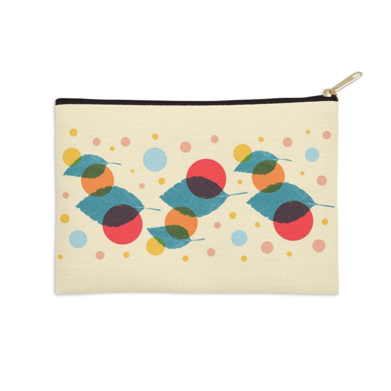 Achoo! Accessories Zip Pouch by sustici's Artist Shop