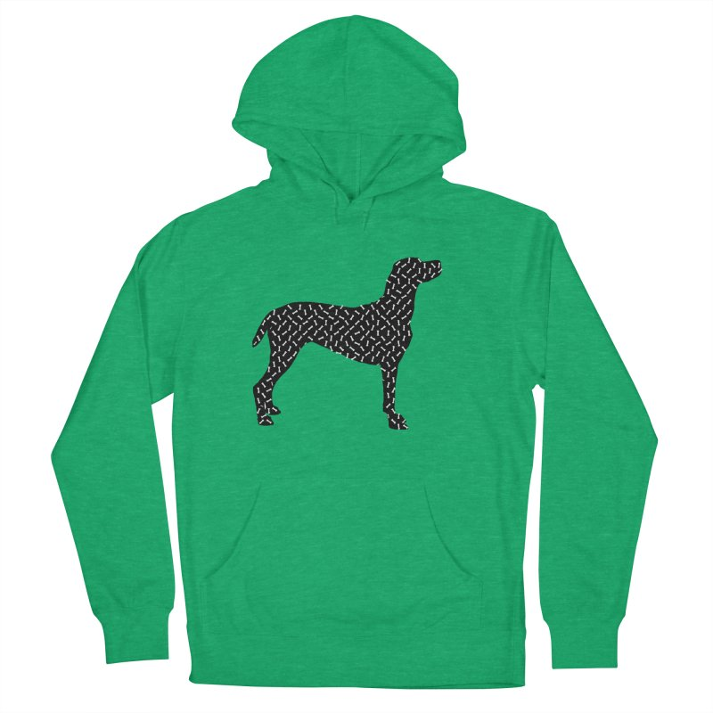 the greedy dog Men's Pullover Hoody by sustici's Artist Shop