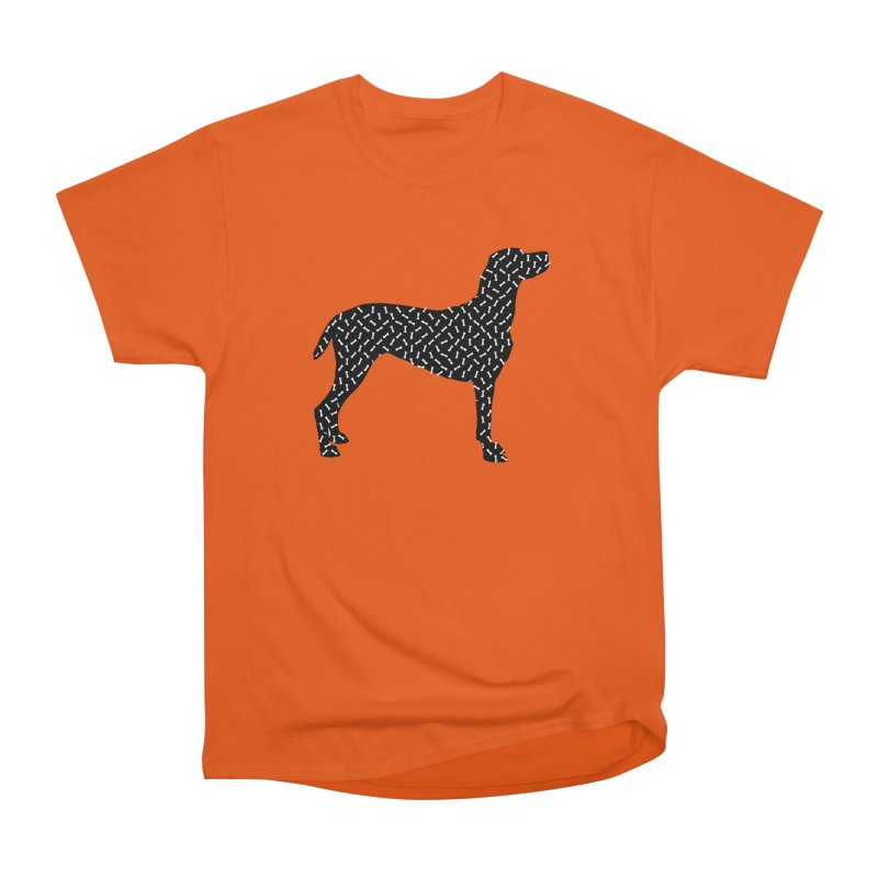 the greedy dog Women's Classic Unisex T-Shirt by sustici's Artist Shop