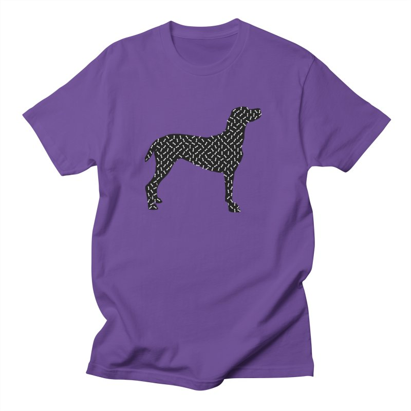 the greedy dog Men's Regular T-Shirt by sustici's Artist Shop