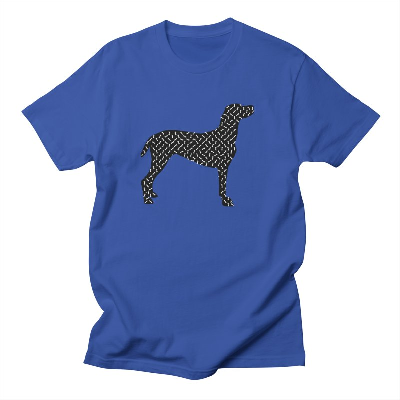 the greedy dog Women's Unisex T-Shirt by sustici's Artist Shop