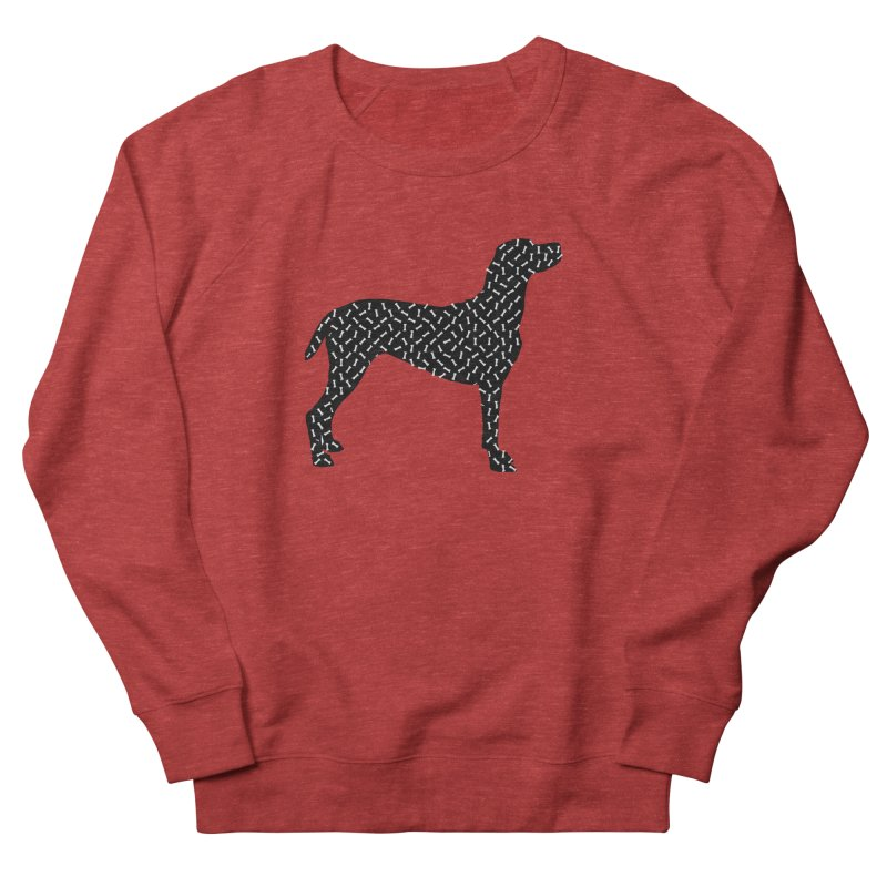 the greedy dog Men's Sweatshirt by sustici's Artist Shop