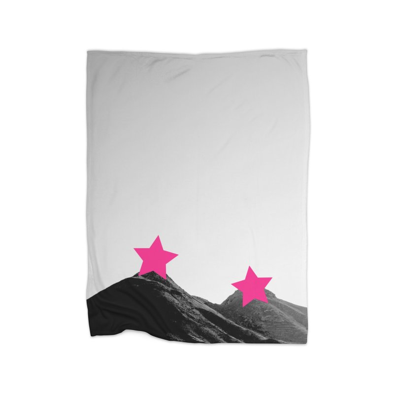 Censored Landscape Home Blanket by sustici's Artist Shop