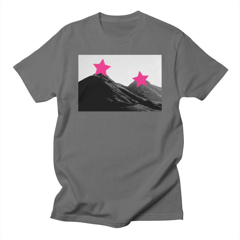 Censored Landscape Men's T-Shirt by sustici's Artist Shop