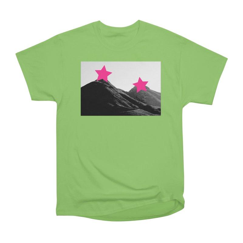 Censored Landscape Women's Heavyweight Unisex T-Shirt by sustici's Artist Shop
