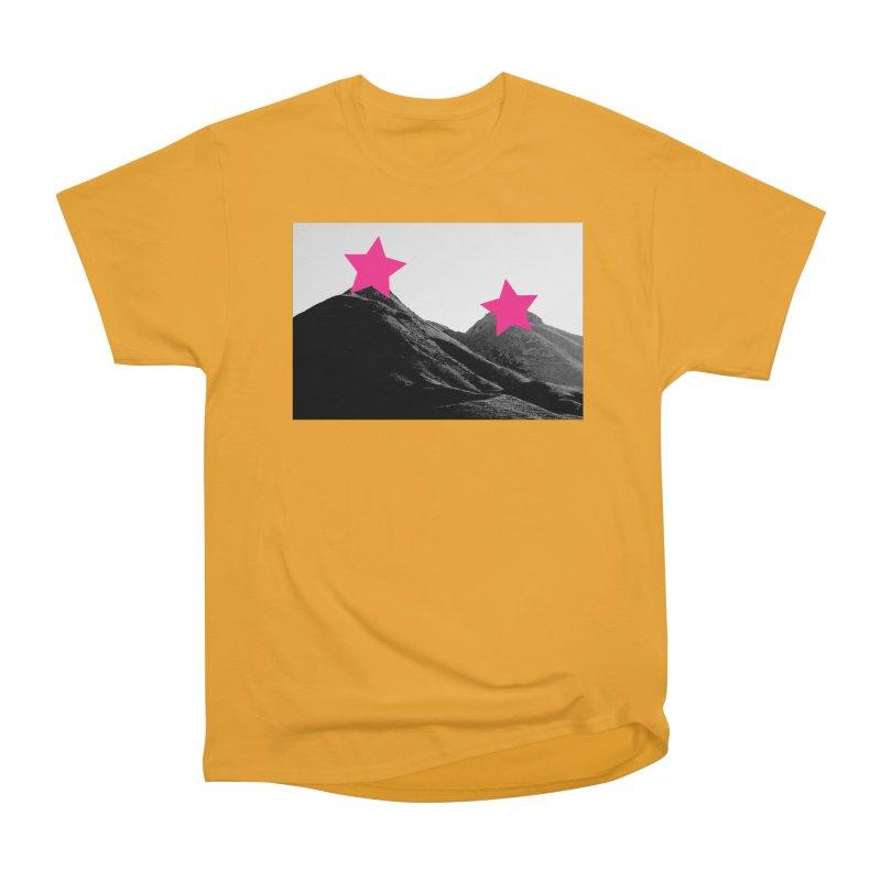 Censored Landscape Women's Classic Unisex T-Shirt by sustici's Artist Shop