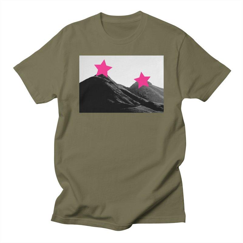 Censored Landscape Men's Regular T-Shirt by sustici's Artist Shop