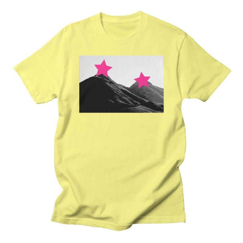 Censored Landscape Men's T-Shirt by sustici's Artist Shop