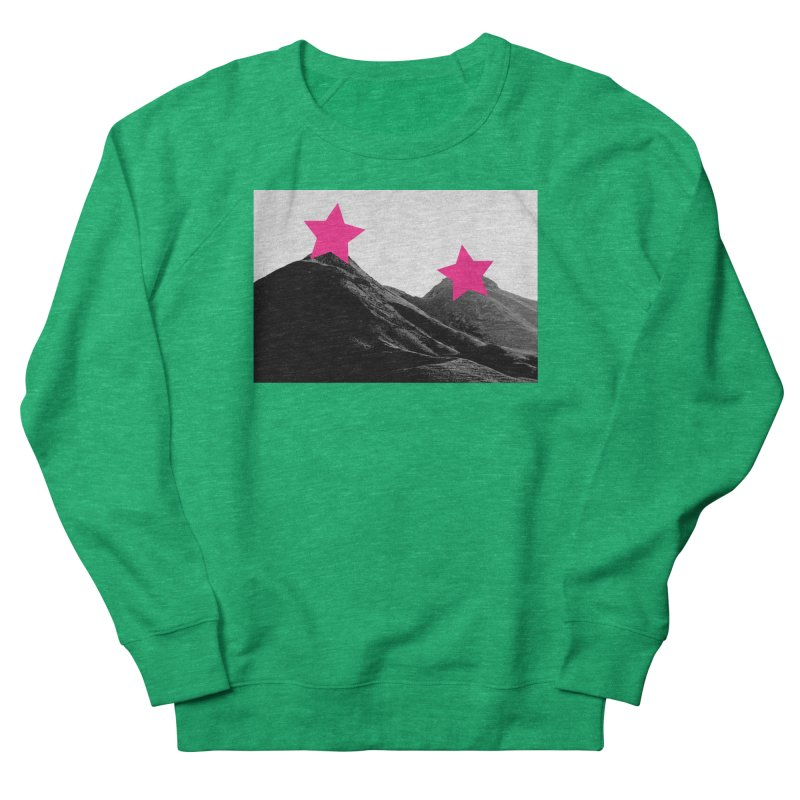 Censored Landscape Women's Sweatshirt by sustici's Artist Shop