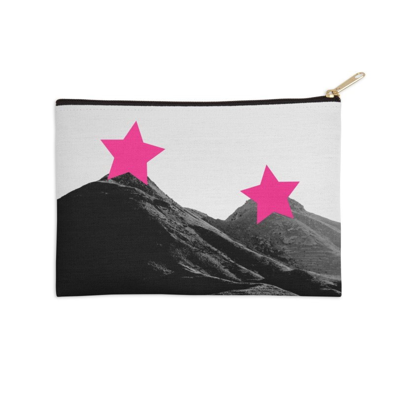 Censored Landscape Accessories Zip Pouch by sustici's Artist Shop
