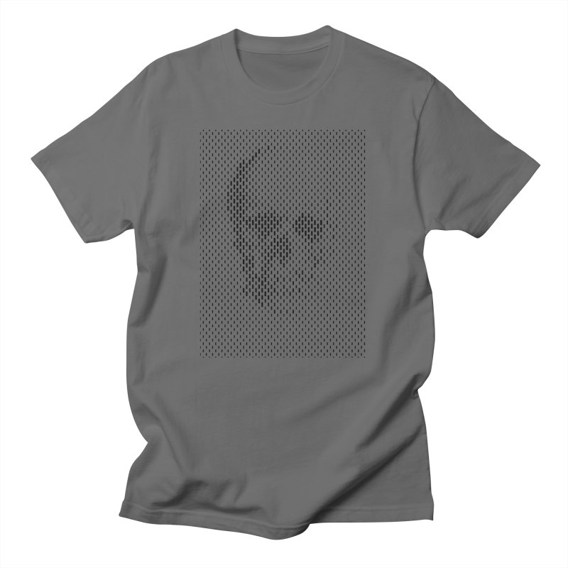 Almost Skull Men's T-Shirt by sustici's Artist Shop