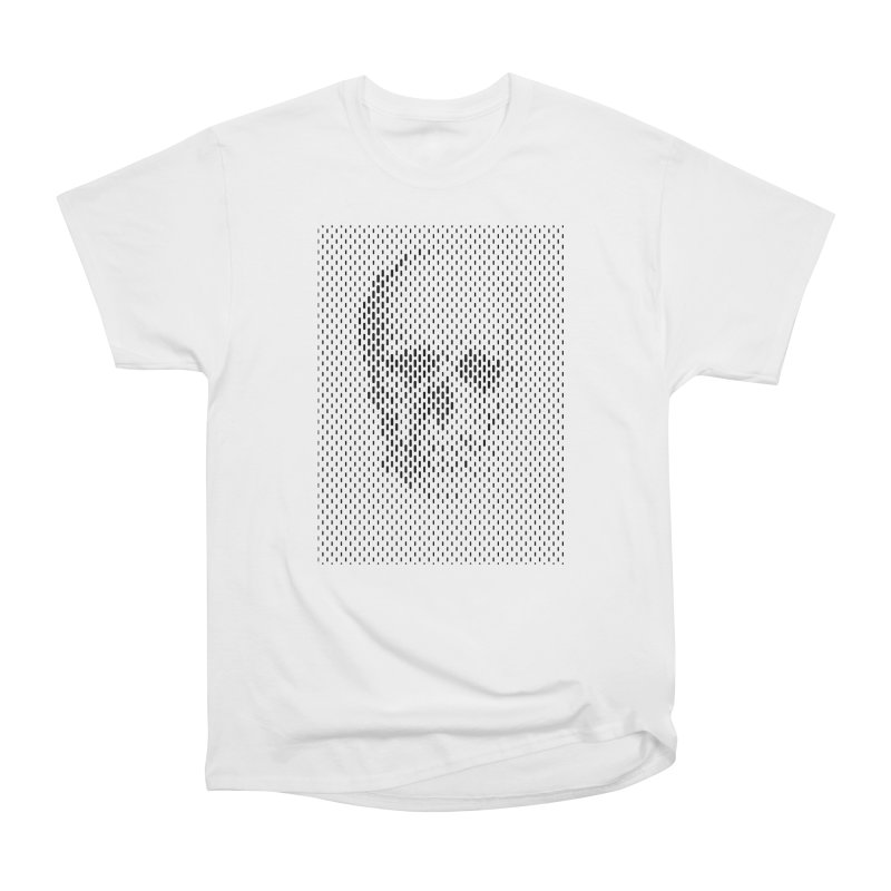 Almost Skull Women's Heavyweight Unisex T-Shirt by sustici's Artist Shop