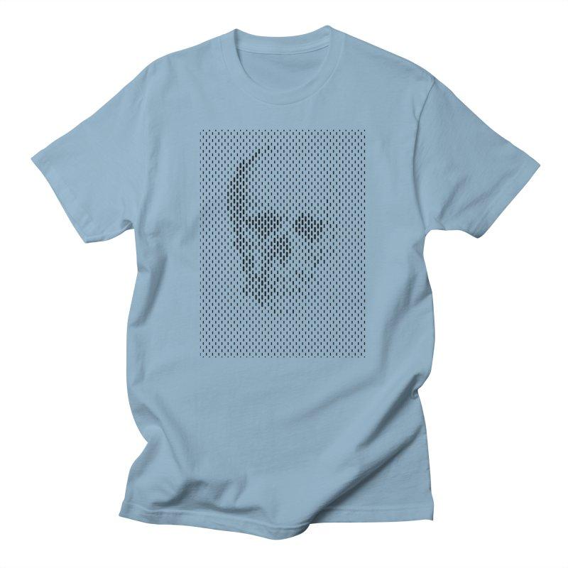 Almost Skull Men's Regular T-Shirt by sustici's Artist Shop