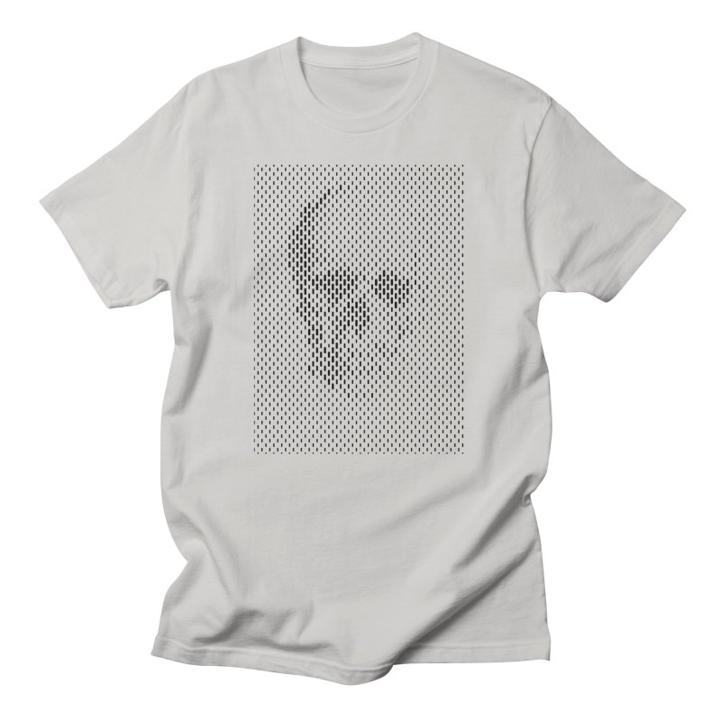 Almost Skull Women's Regular Unisex T-Shirt by sustici's Artist Shop