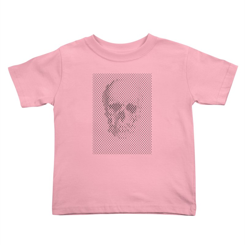 Almost Skull Kids Toddler T-Shirt by sustici's Artist Shop