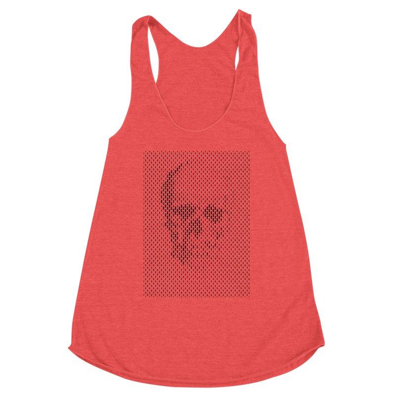 Almost Skull Women's Tank by sustici's Artist Shop