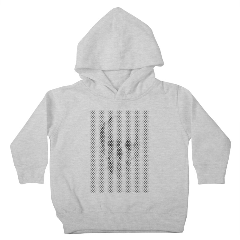 Almost Skull Kids Toddler Pullover Hoody by sustici's Artist Shop