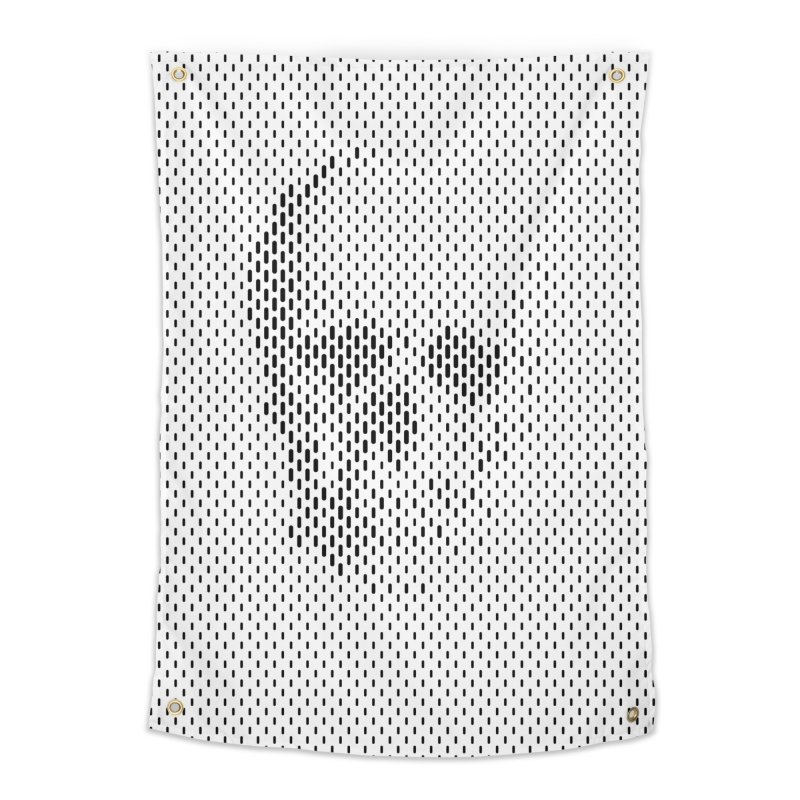 Almost Skull Home Tapestry by sustici's Artist Shop