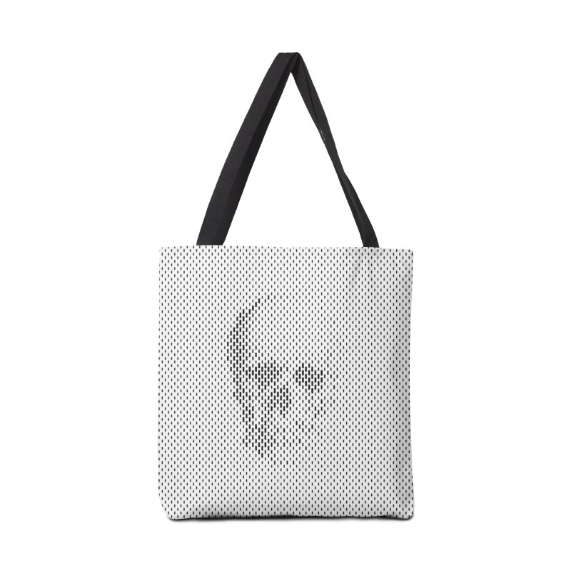 Almost Skull Accessories Bag by sustici's Artist Shop