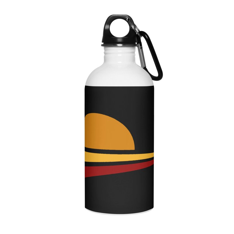 O SOLE MIO Accessories Water Bottle by sustici's Artist Shop