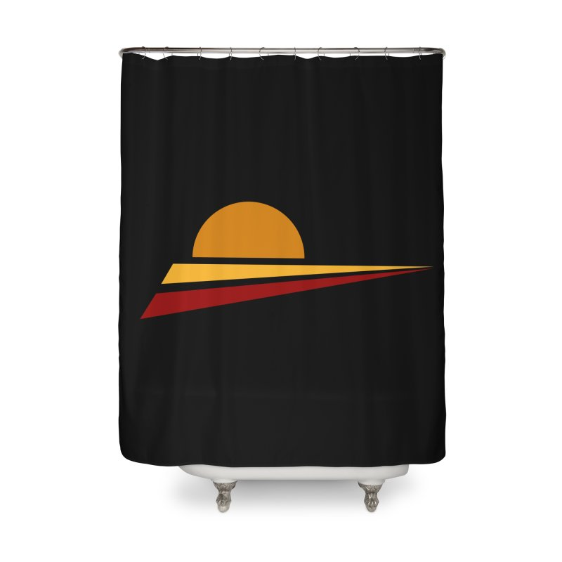 O SOLE MIO Home Shower Curtain by sustici's Artist Shop