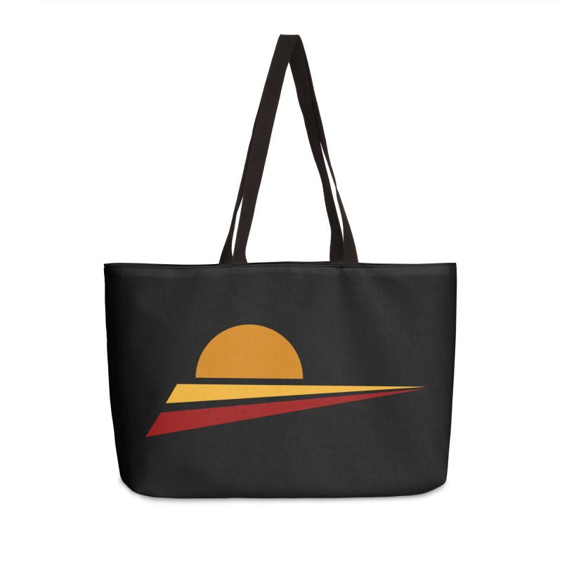 O SOLE MIO Accessories Weekender Bag Bag by sustici's Artist Shop