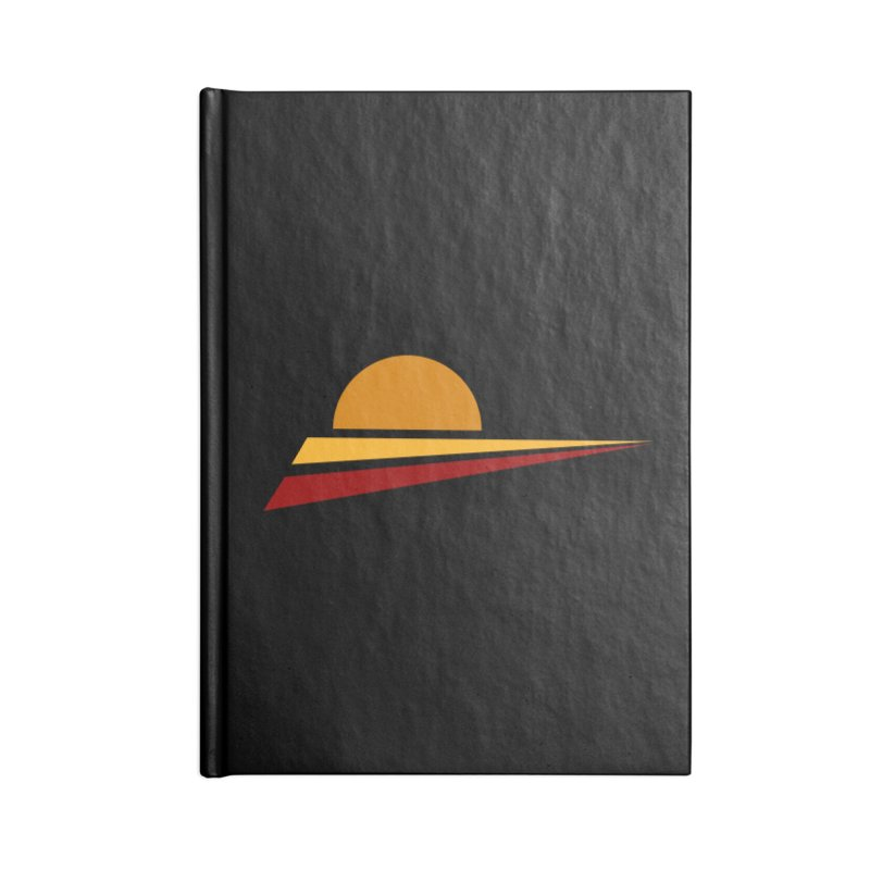 O SOLE MIO Accessories Lined Journal Notebook by sustici's Artist Shop
