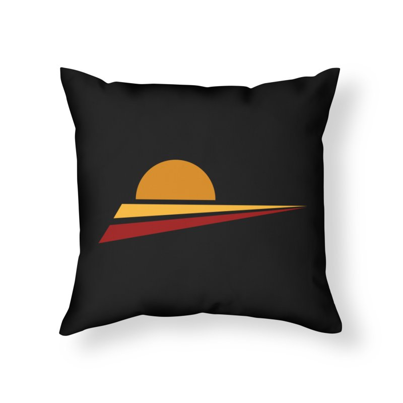 O SOLE MIO Home Throw Pillow by sustici's Artist Shop