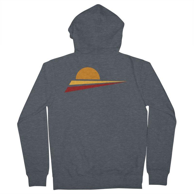 O SOLE MIO Men's Zip-Up Hoody by sustici's Artist Shop