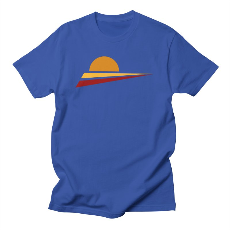 O SOLE MIO Men's Regular T-Shirt by sustici's Artist Shop