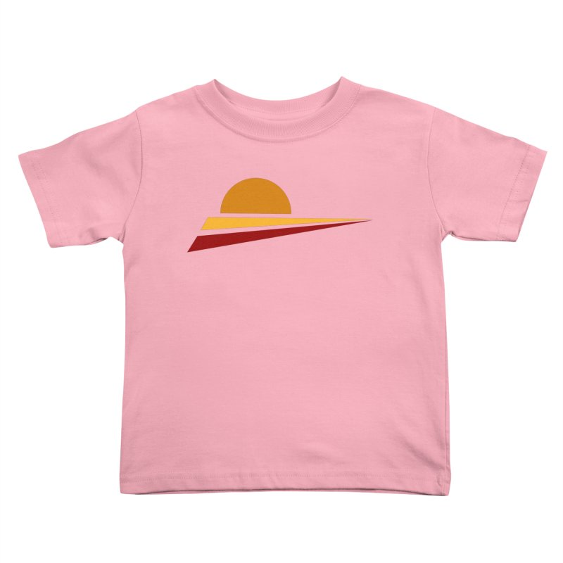 O SOLE MIO Kids Toddler T-Shirt by sustici's Artist Shop
