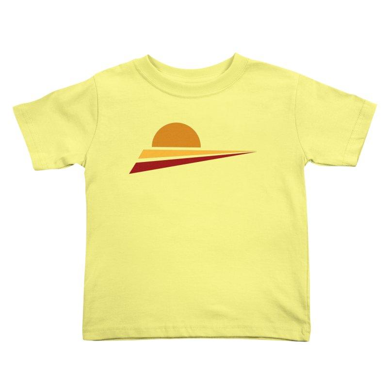 O SOLE MIO Kids Toddler T-Shirt by sustici's Artist Shop