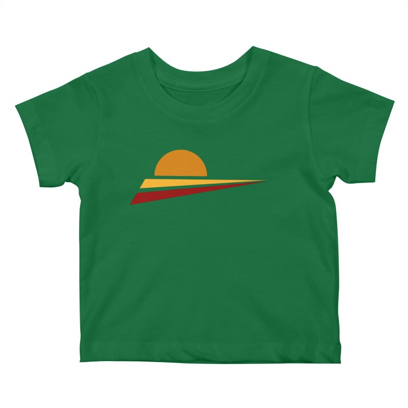 O SOLE MIO Kids Baby T-Shirt by sustici's Artist Shop