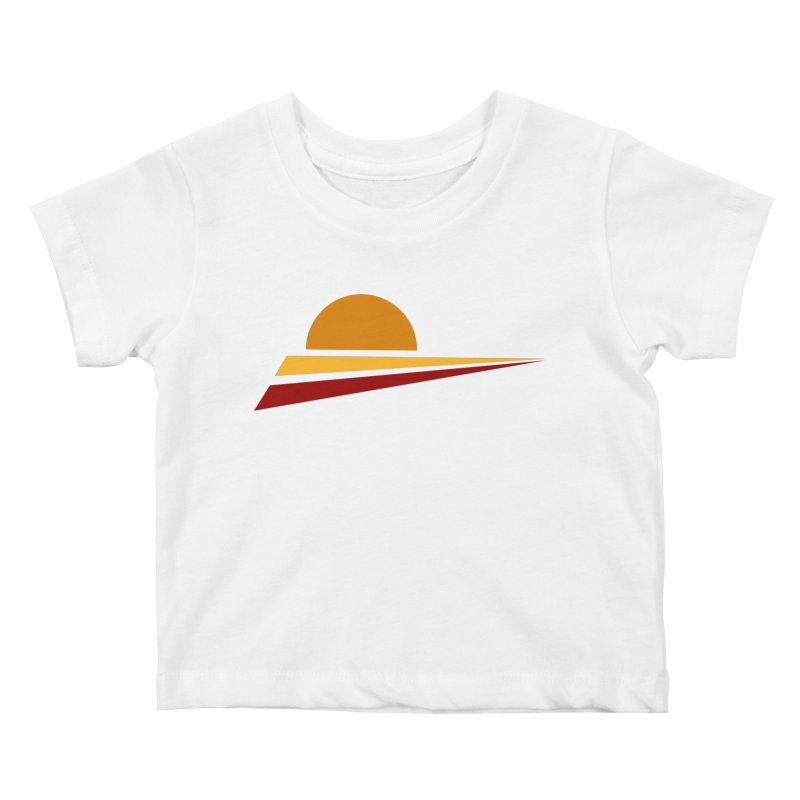 O SOLE MIO Kids Baby T-Shirt by sustici's Artist Shop