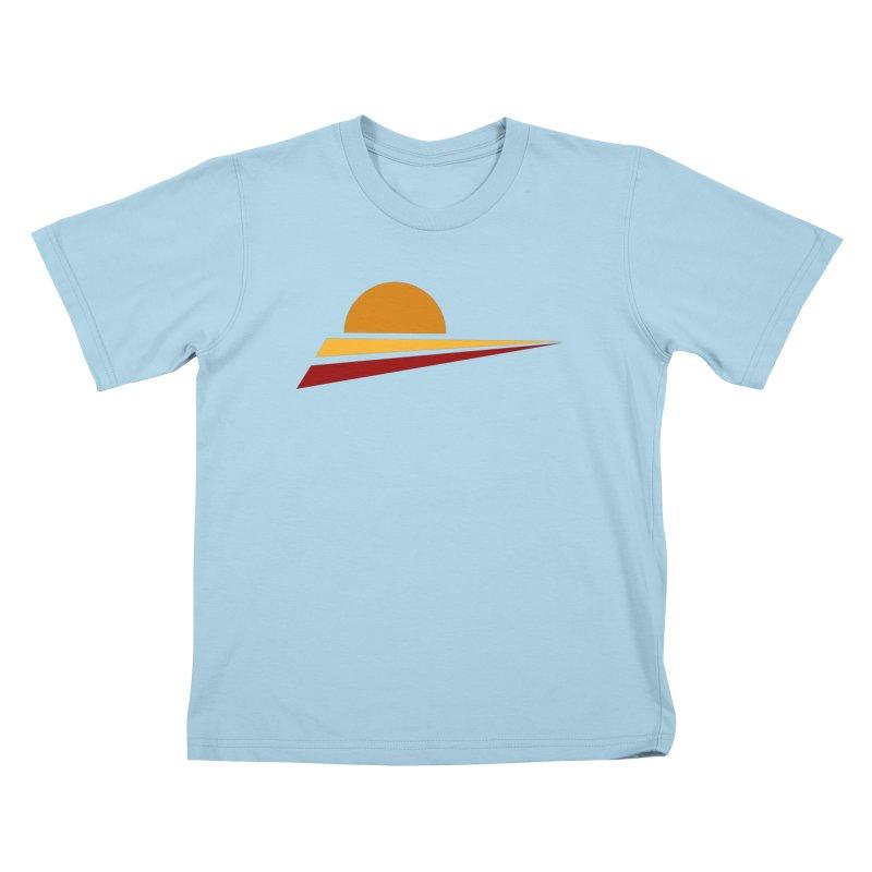 O SOLE MIO Kids T-Shirt by sustici's Artist Shop