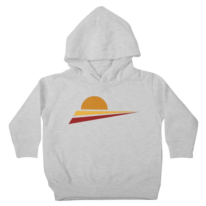 O SOLE MIO Kids Toddler Pullover Hoody by sustici's Artist Shop