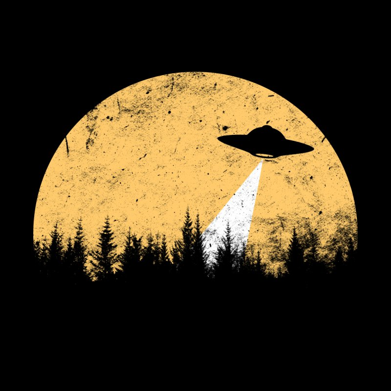 UFO Men's T-Shirt by sustici's Artist Shop